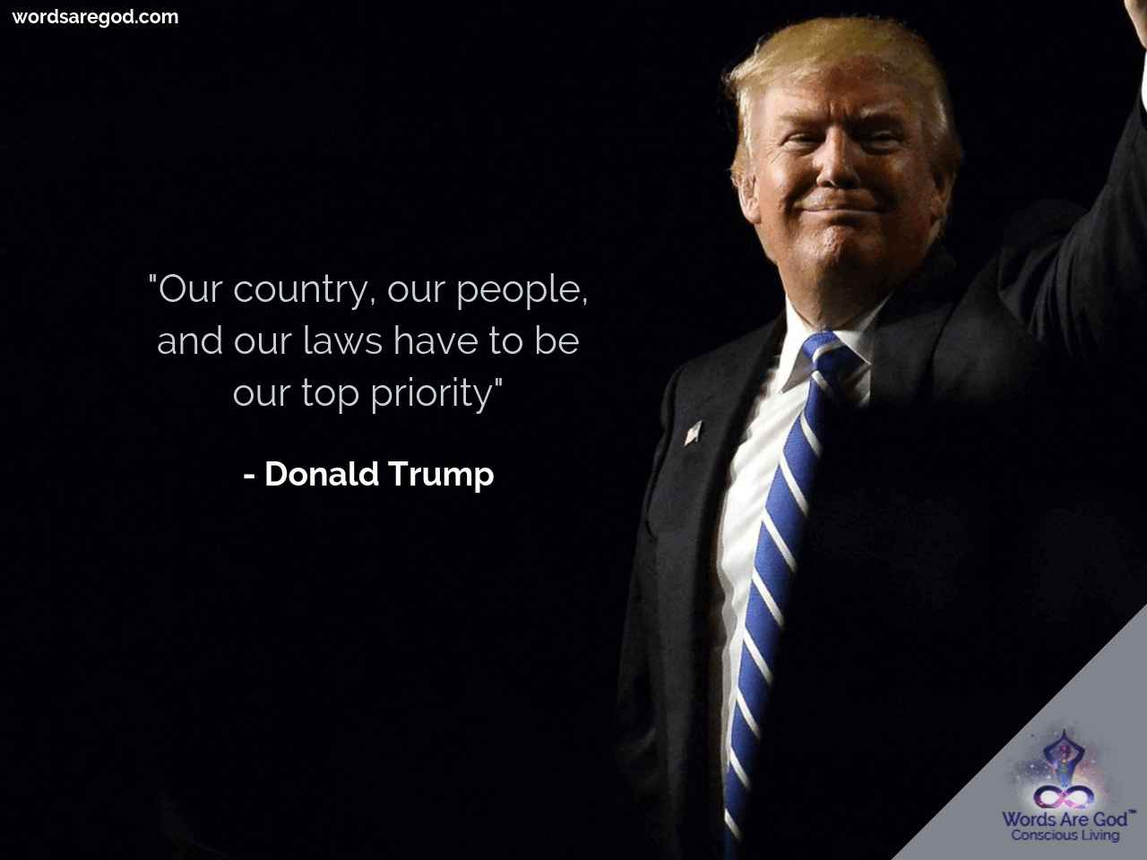 Donald Trump Life Quote by Donald Trump