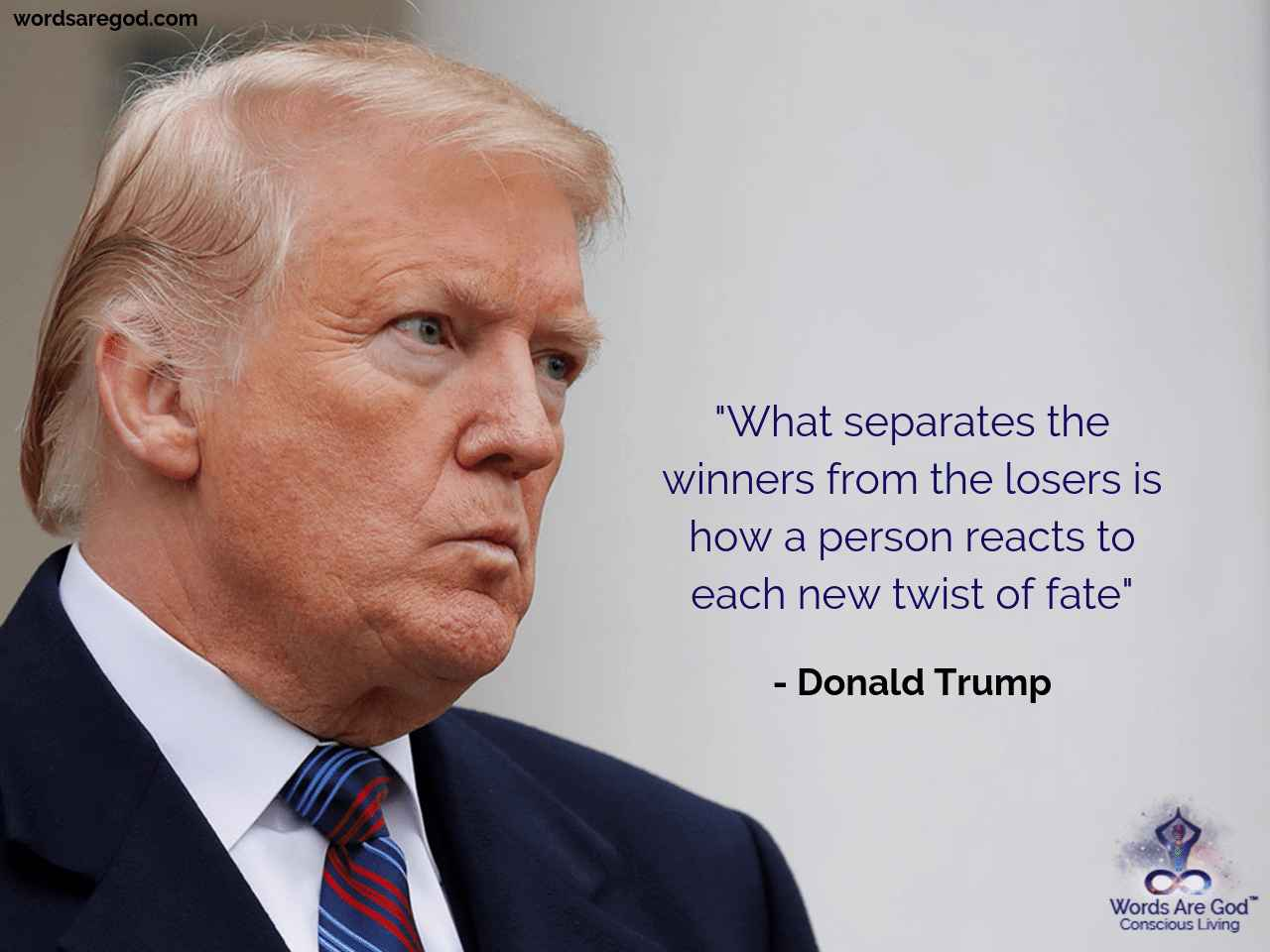 Donald Trump Motivational Quote by Donald Trump