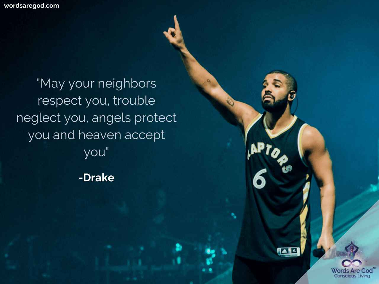 Drake Inspirational Quote