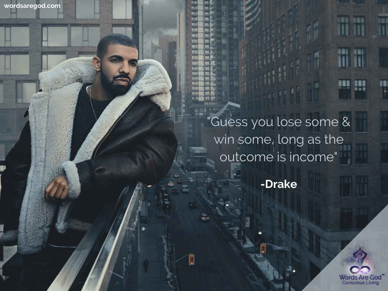 Drake Motivational Quote