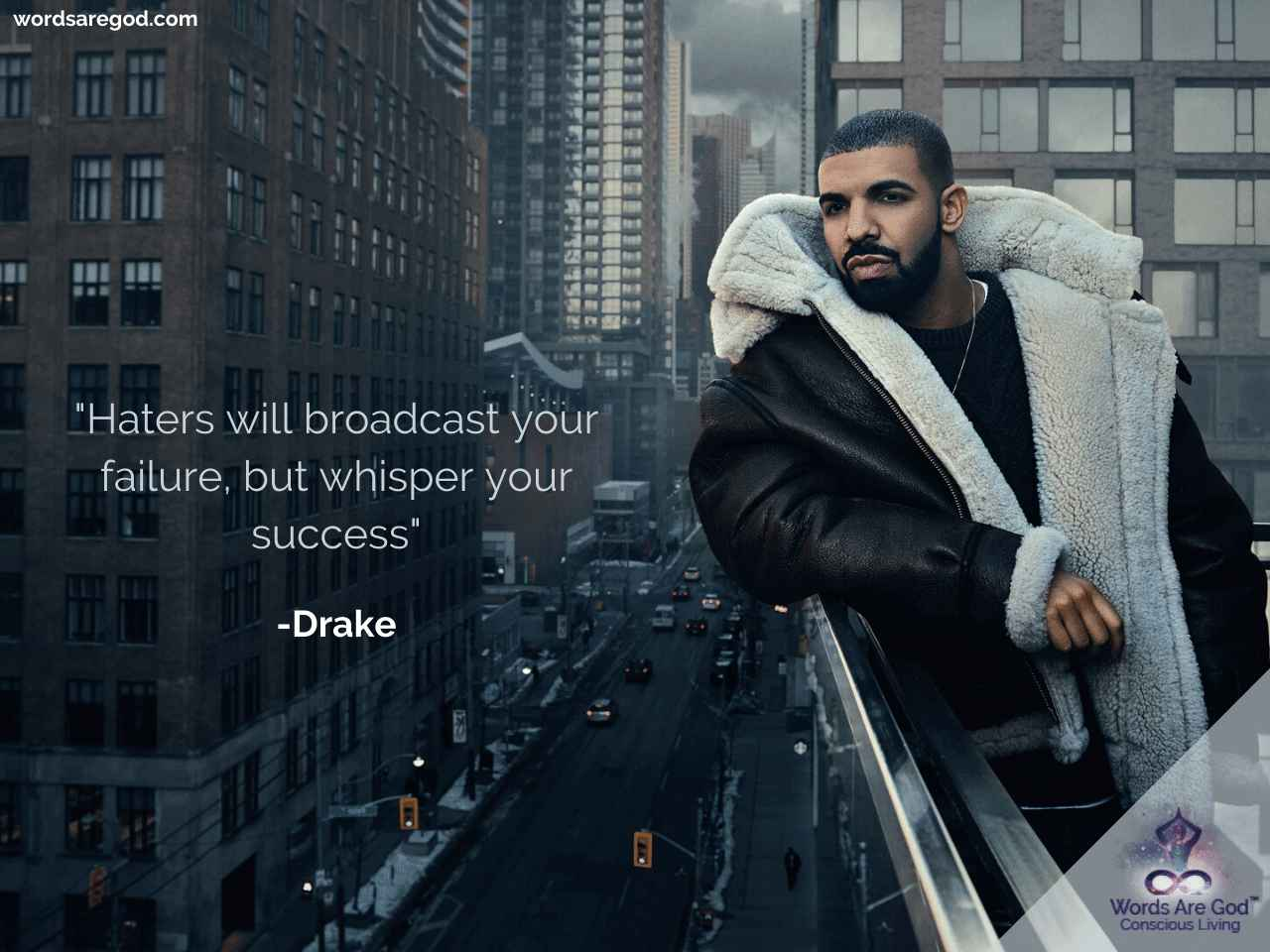 Drake Motivational Quote by Drake