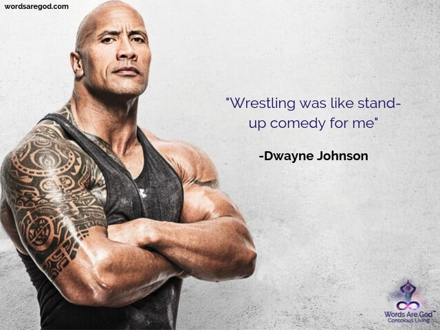 Dwayne Life Quotes by Dwayne Johnson