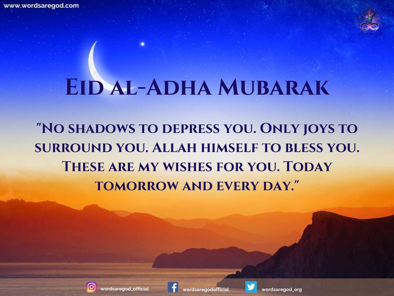 Eid-al-Adha Wishes