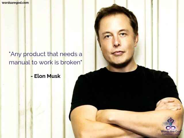 Elon Musk Life Quote