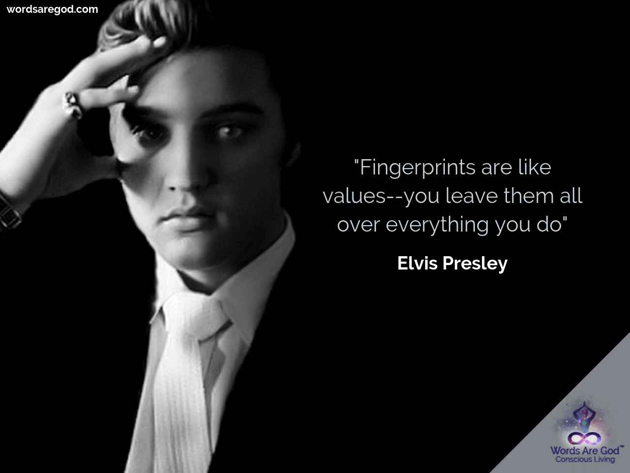 Elvis Presley Life Quote