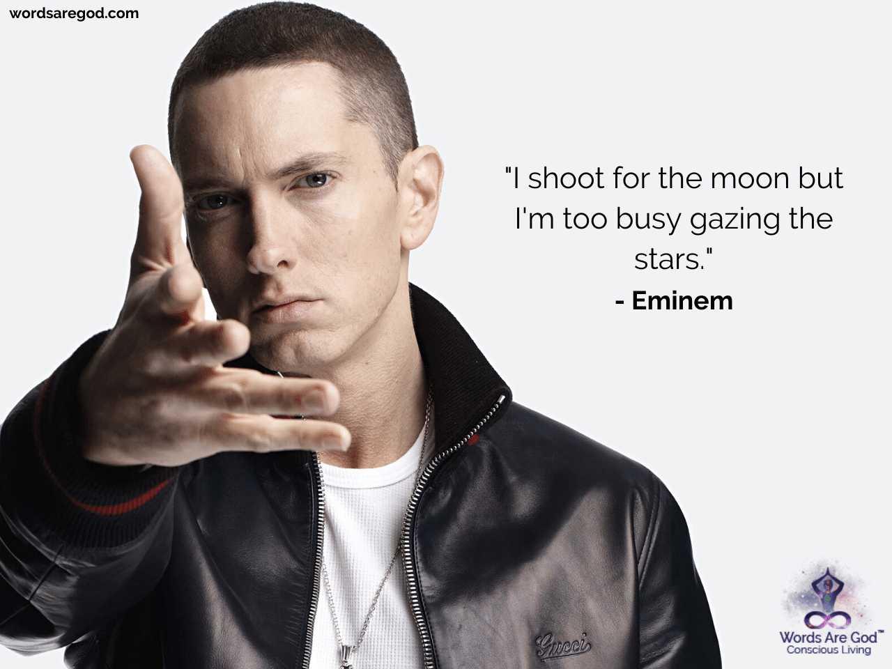 Eminem Life Quotes
