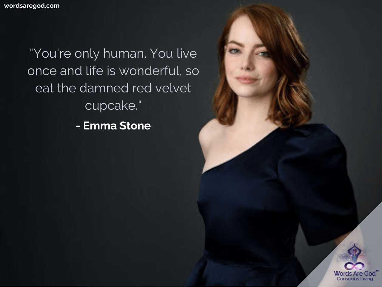 Emma Stone Best Quotes