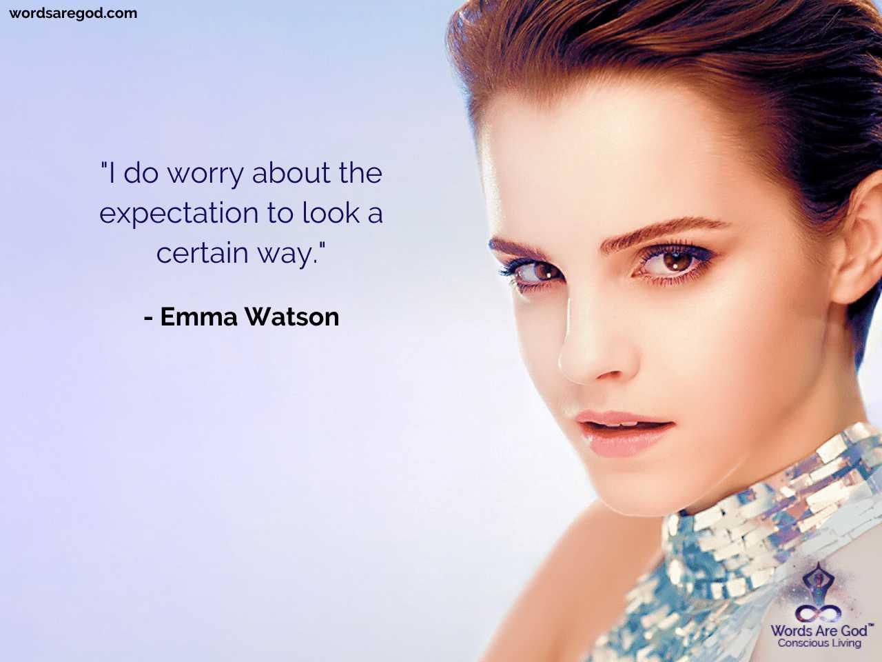 Emma Watson Best Quotes by Emma Watson