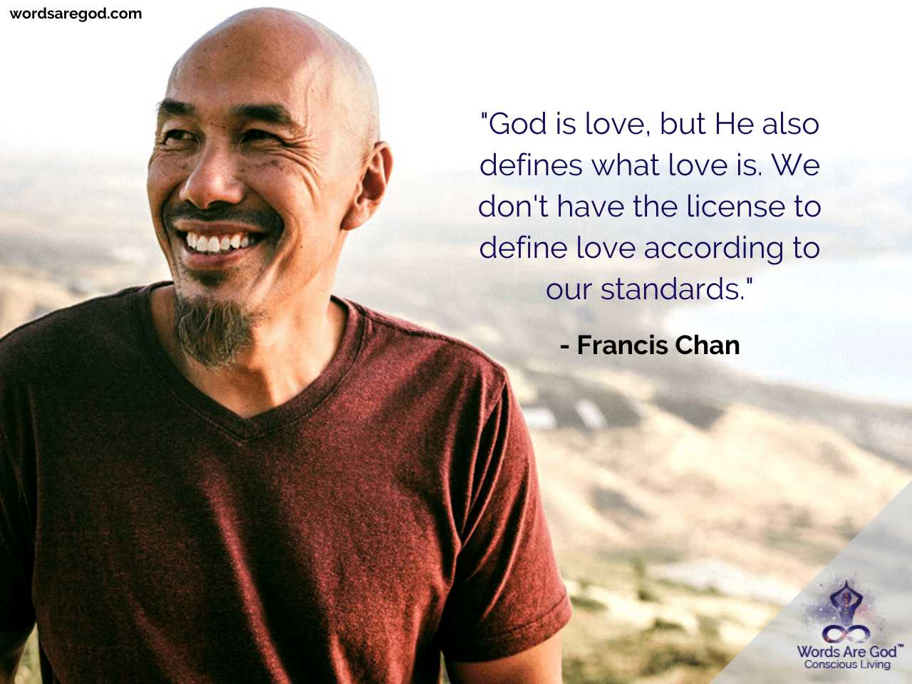 Francis Chan Best Quote