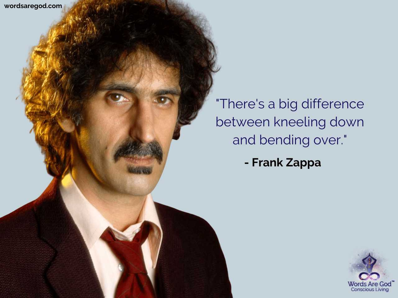 Frank Zappa Motivational Quote
