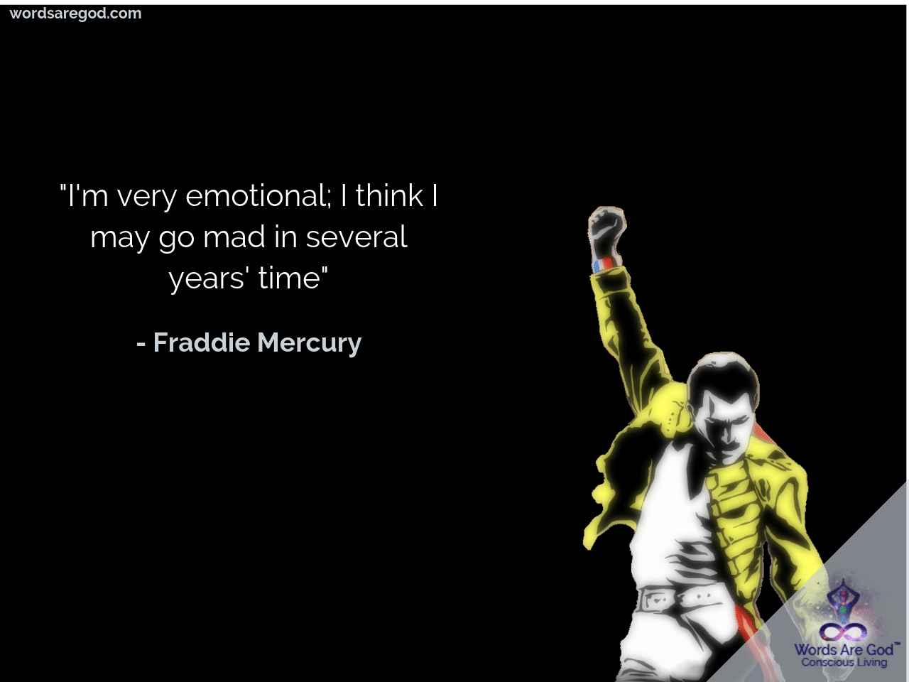 Freddie Mercury Best quote by Fraddie Mercury