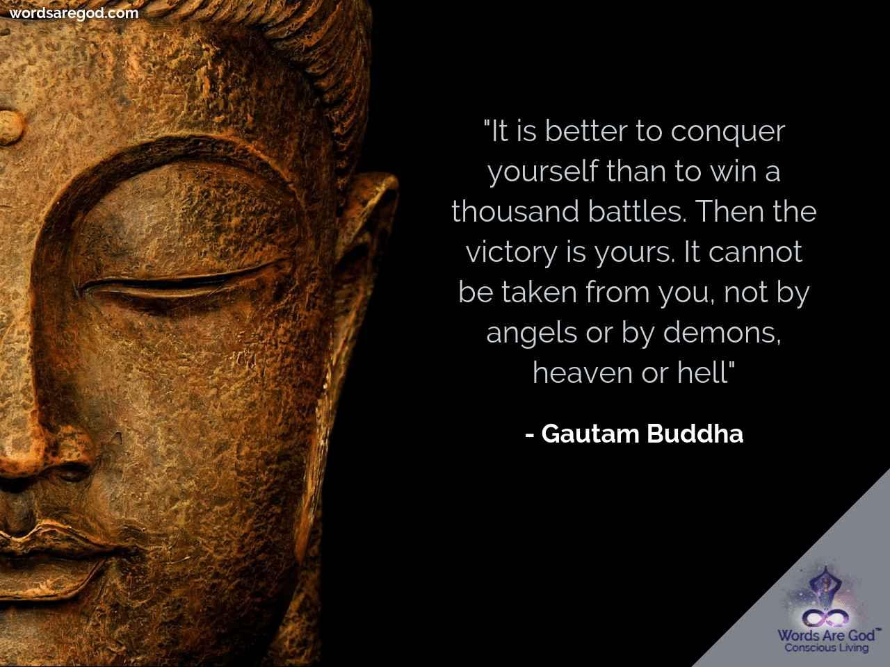 Gautam buddha Best Quote