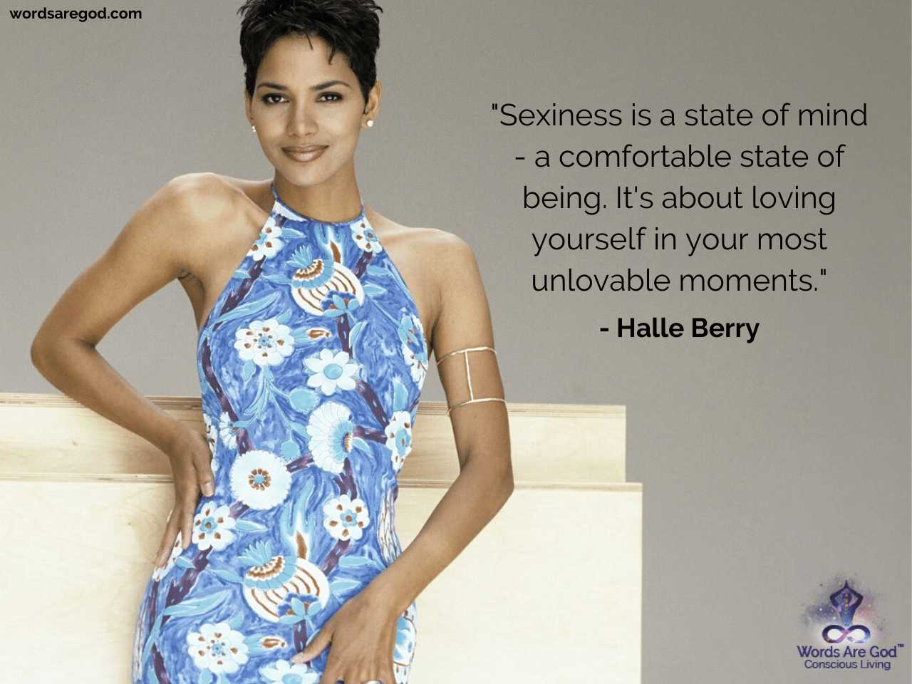 Halle Berry Inspirational Quotes by Halle Berry