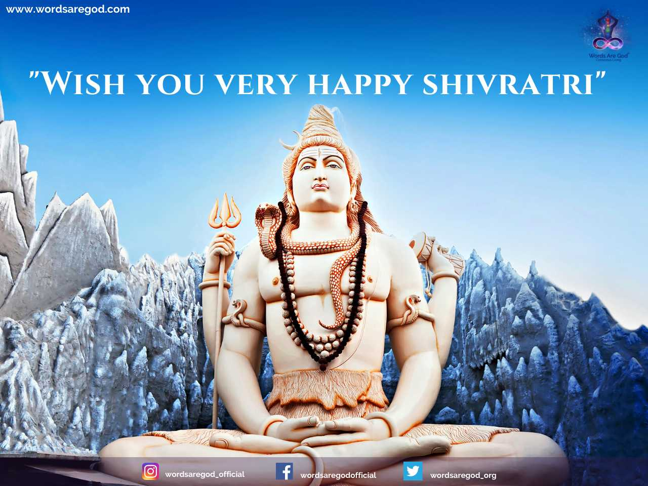Happy shivratri by Events and Festival