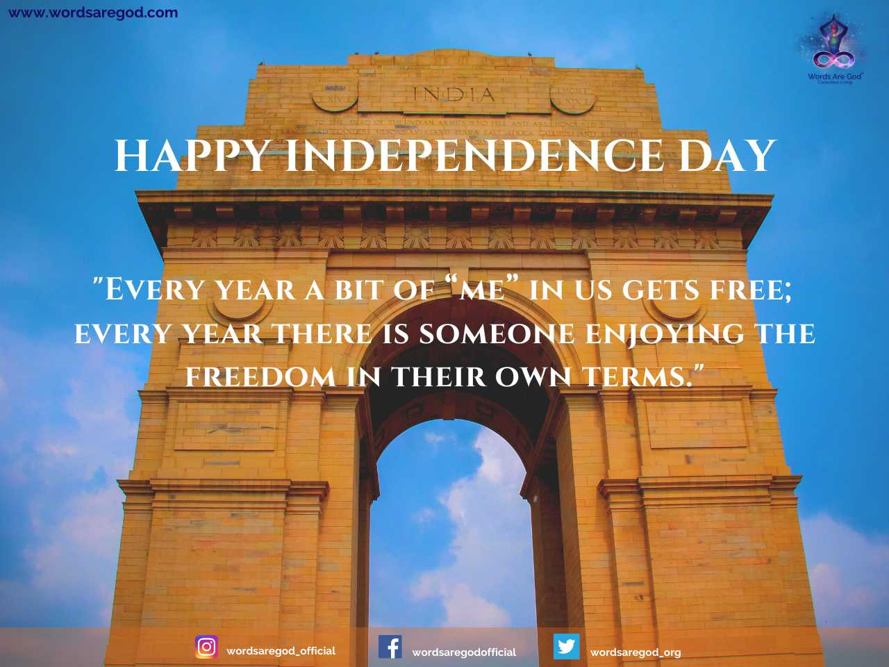 Happy Independence day by Events and Festival