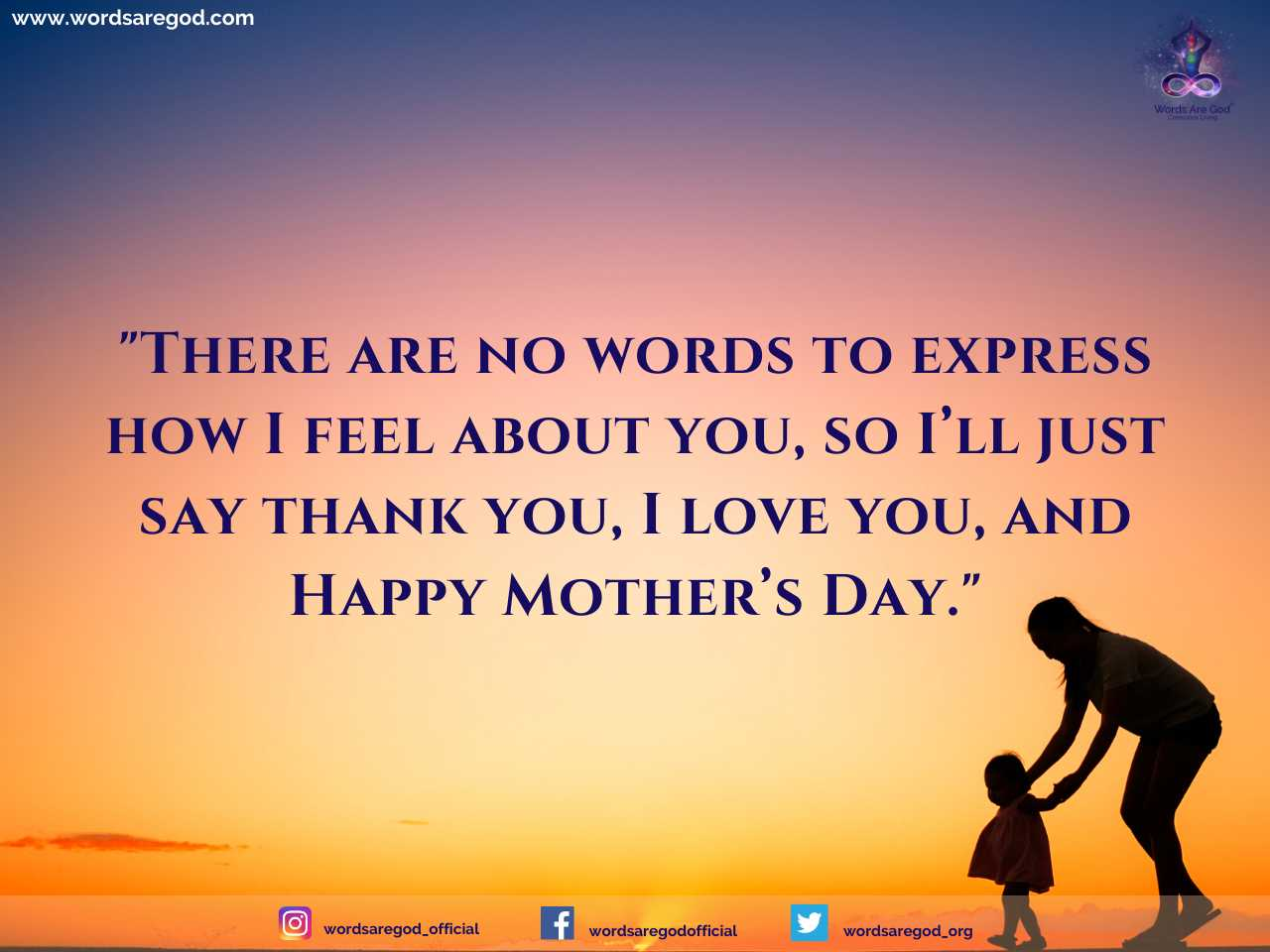 Happy Mother's Day by Events and Festival