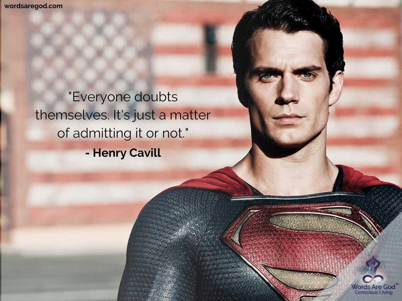 Henry Cavill Inspirational Quotes