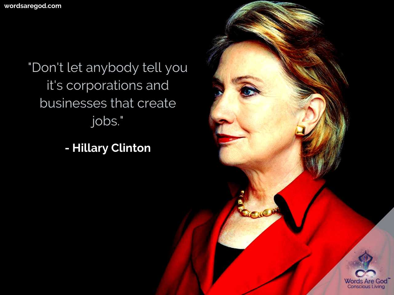 Hillary Clinton Inspirational Quotes