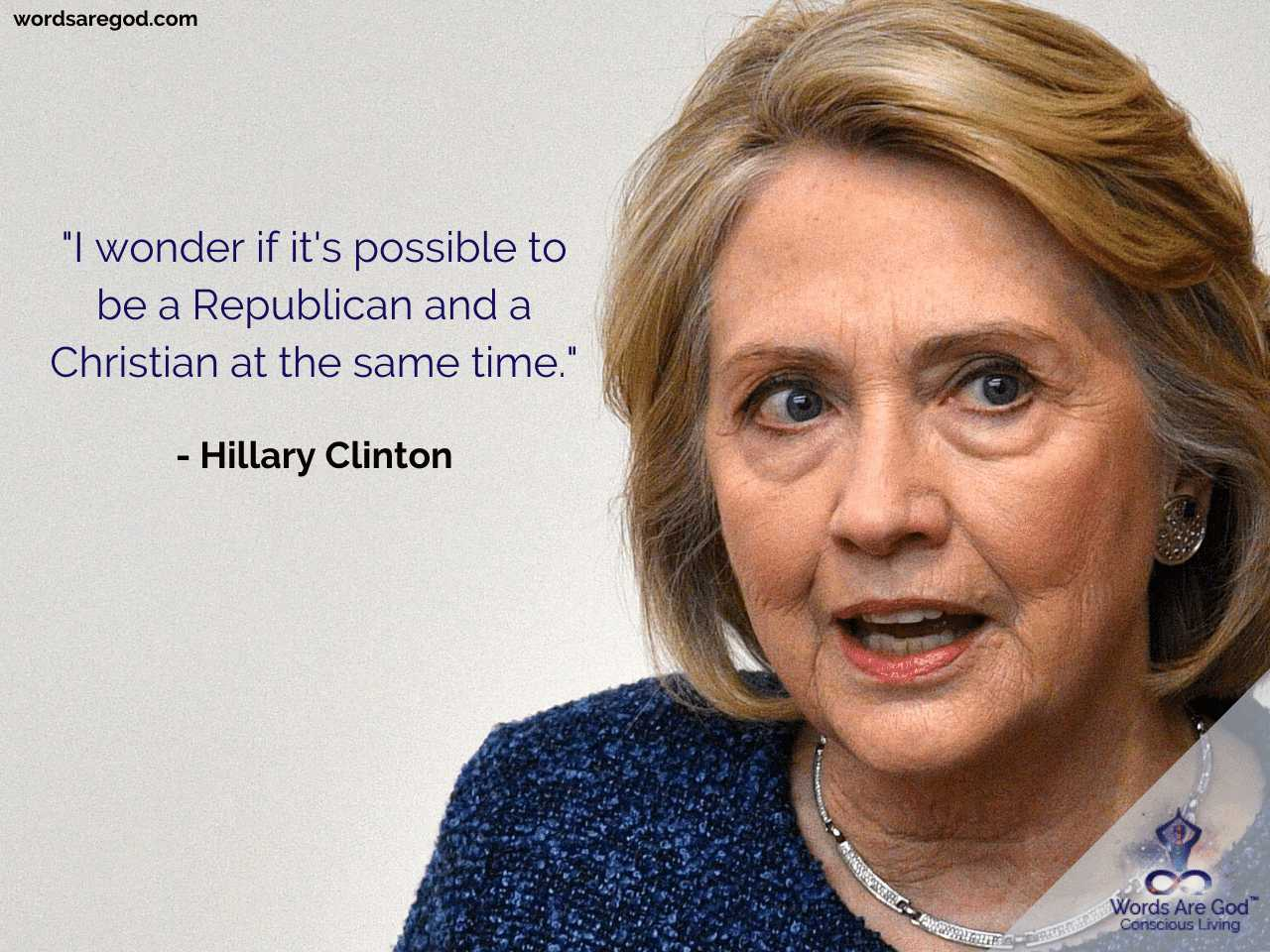 Hillary Clinton Motivational Quotes