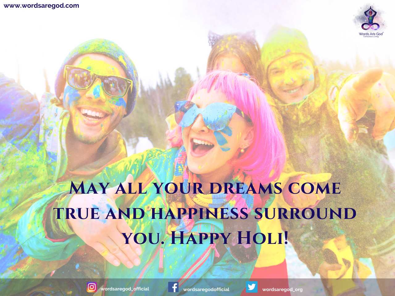 Holi by Events and Festival