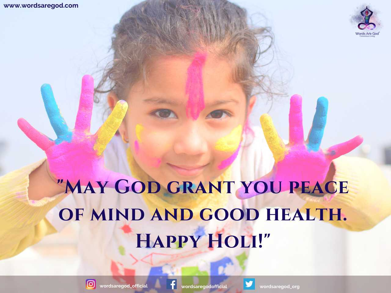 Holi Wishes 2022 by Events and Festival