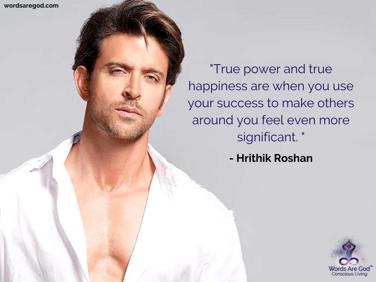 Hrithik Roshan Best Quotes