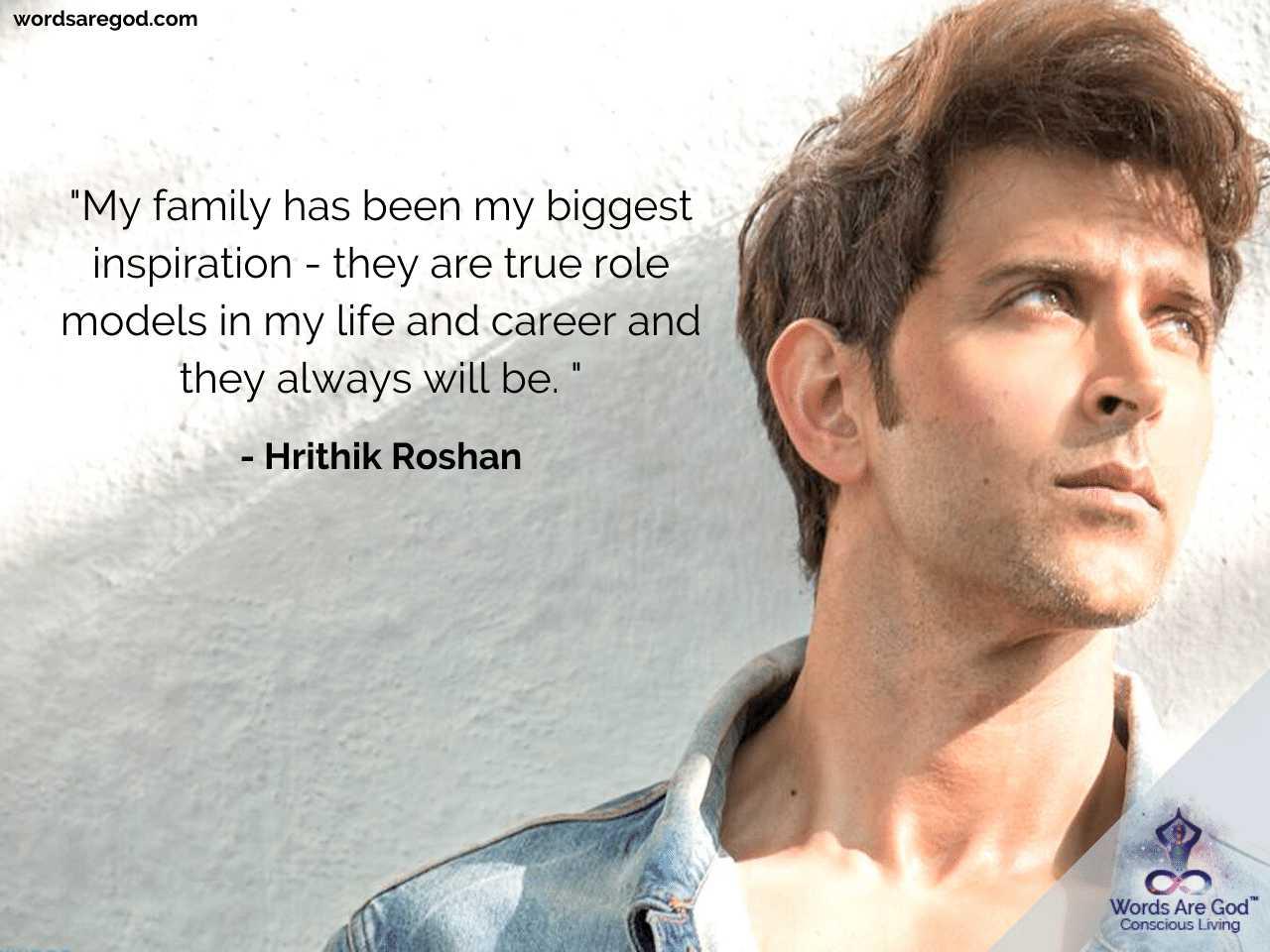 Hrithik Roshan Life Quotes by Hrithik Roshan