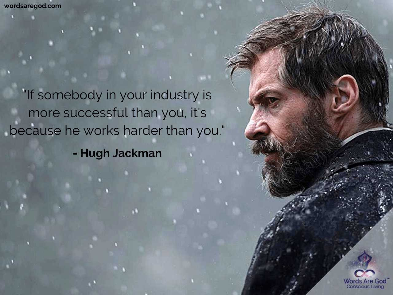Hugh Jackman Quotes by Hugh Jackman