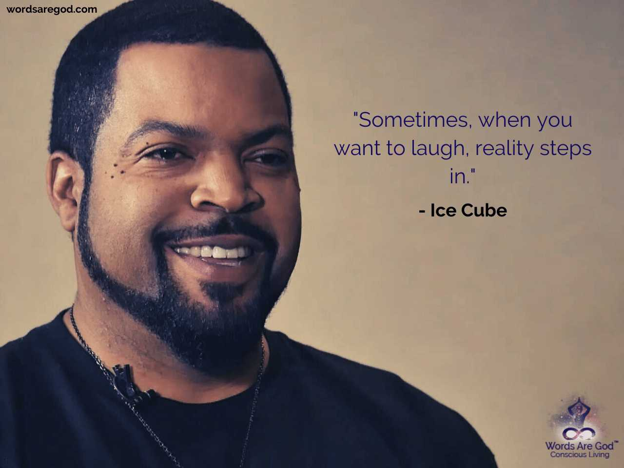 Ice Cube Life Quote by Ice Cube