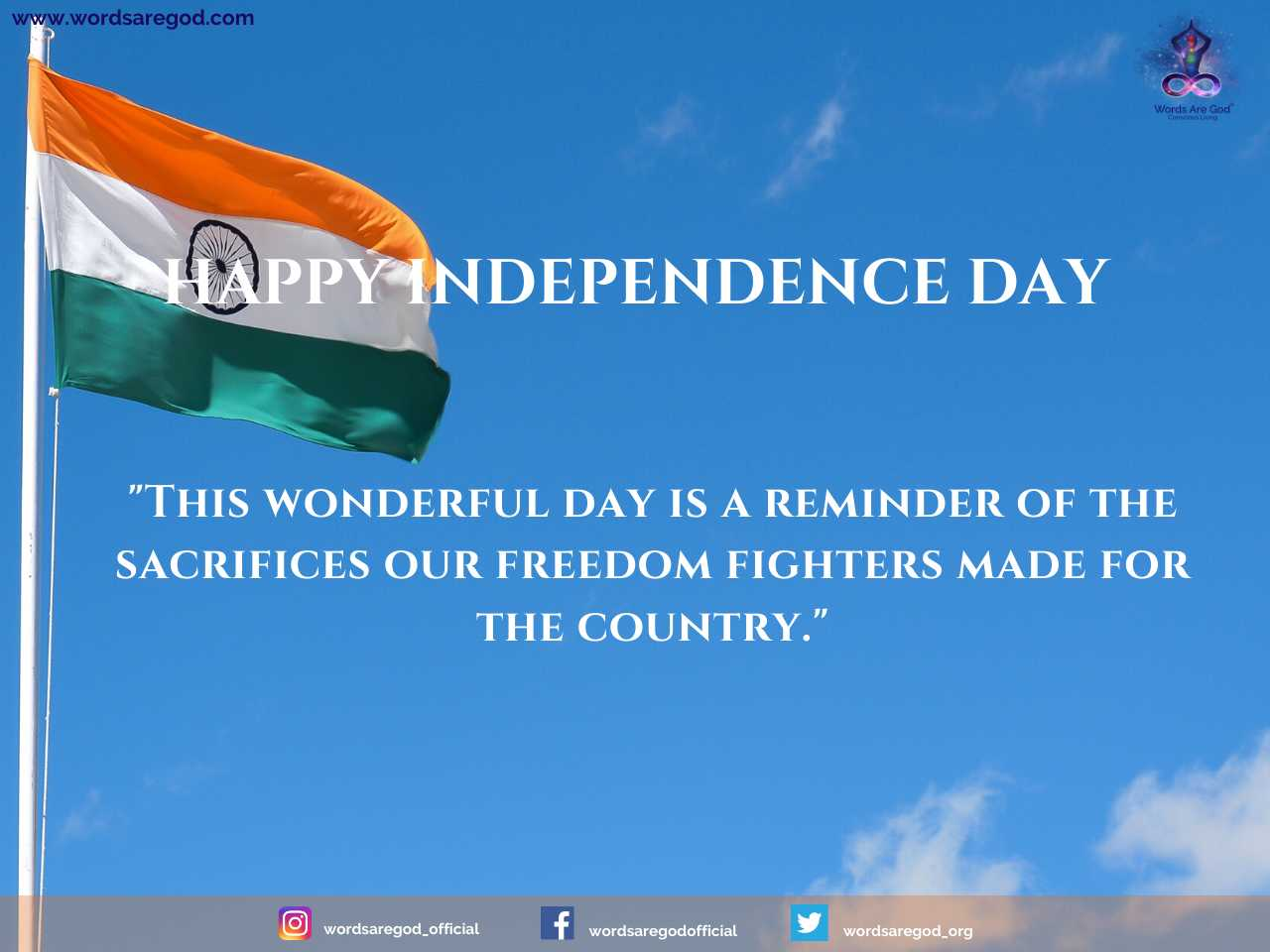 Independence Day 2020 by Events and Festival