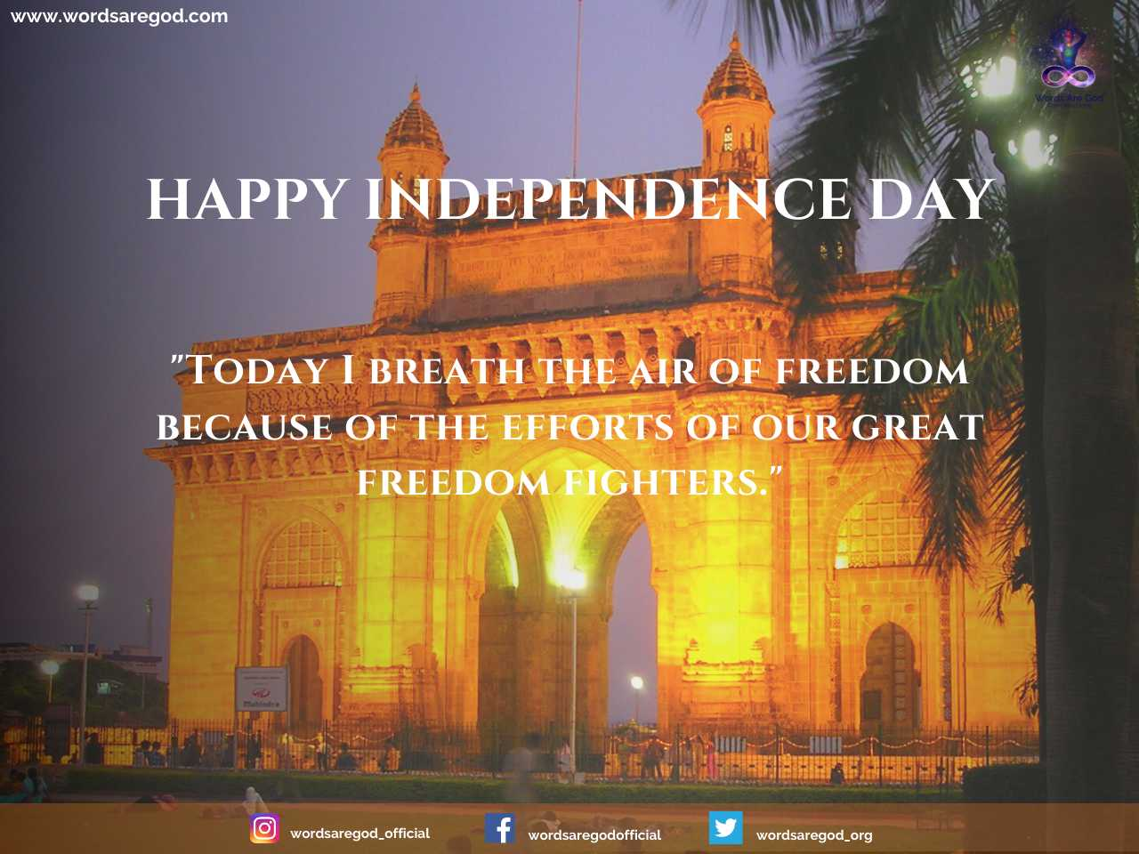 Independence Day Wishes by Events and Festival