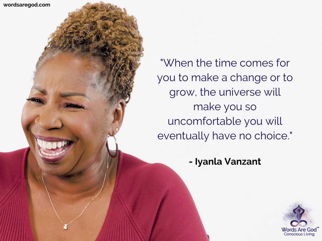 Iyanla Vanzant Life Quotes