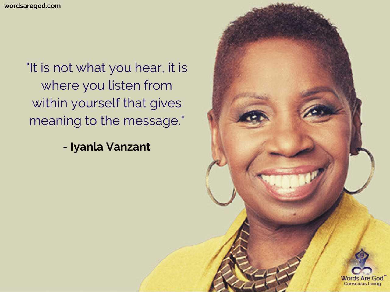Iyanla Vanzant Best Quotes