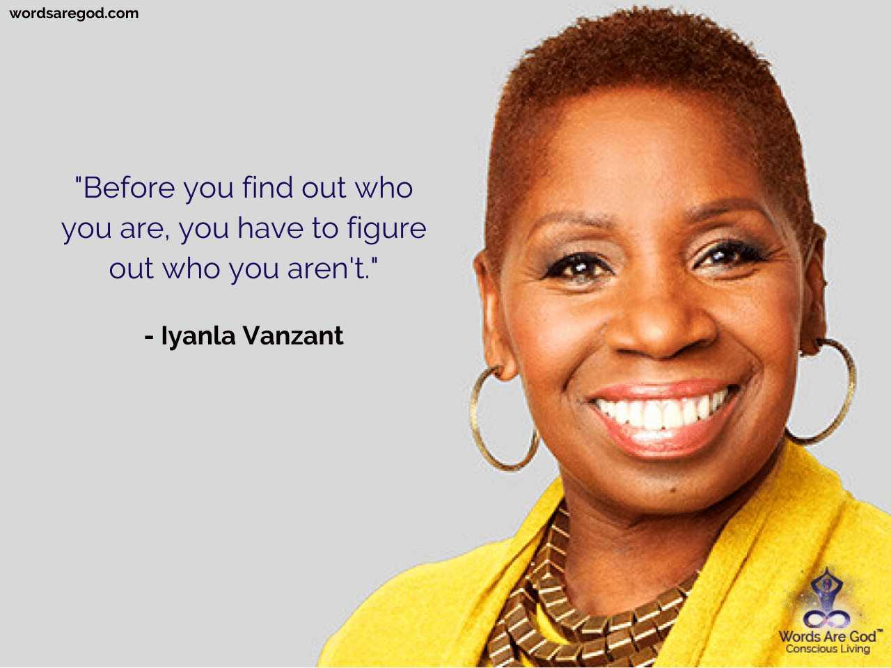 Iyanla Vanzant Best Quotes by Iyanla Vanzant