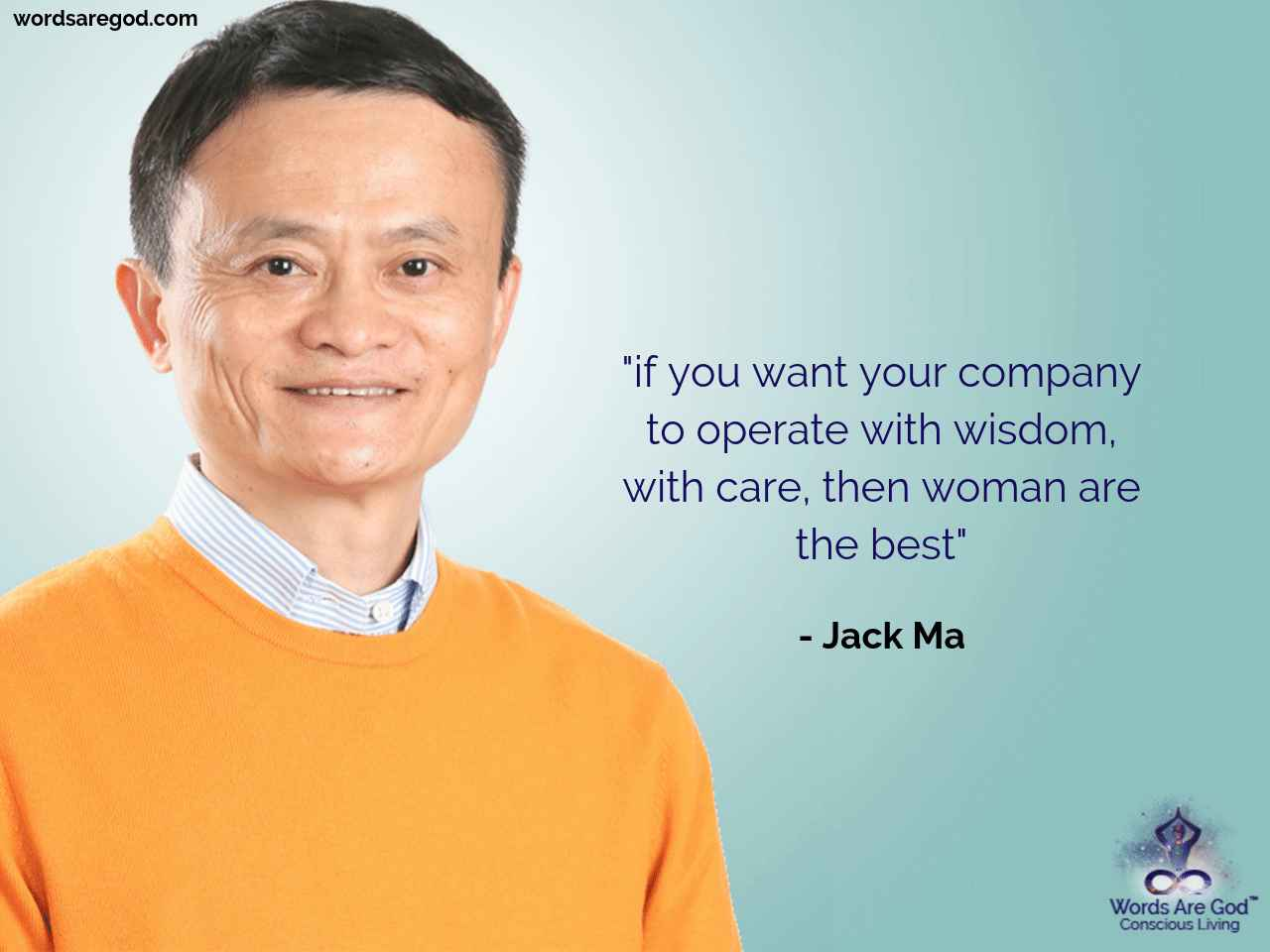 Jack Ma Best Quote