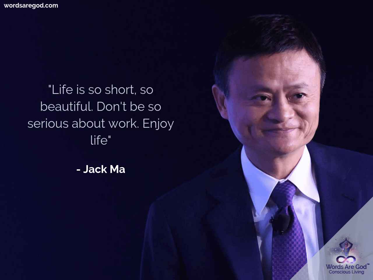 Jack Ma Inspirational Quote