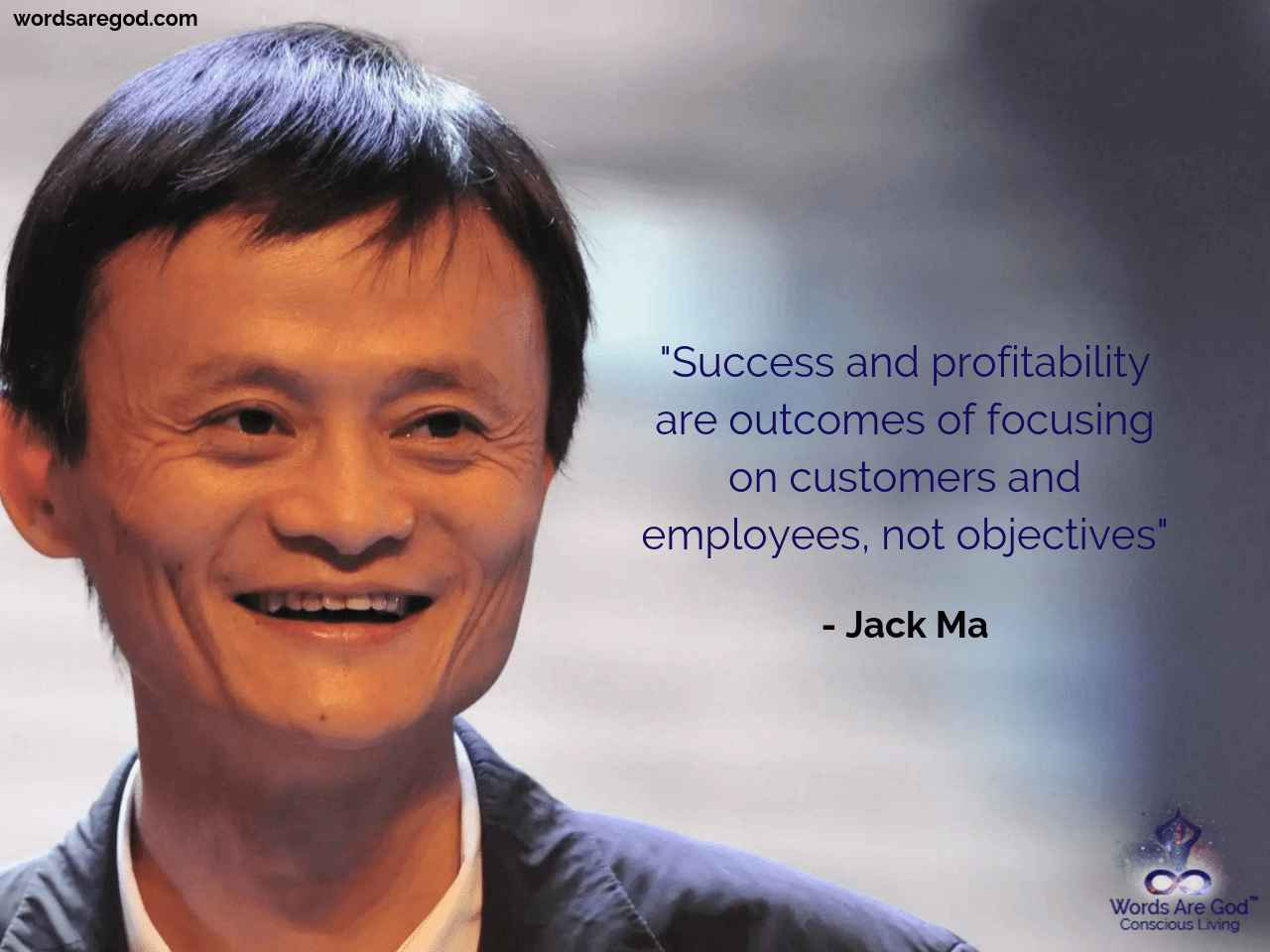 Jack Ma Motivational Quote