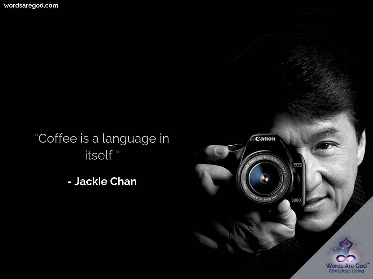 Jackie Chan Motivational Quote