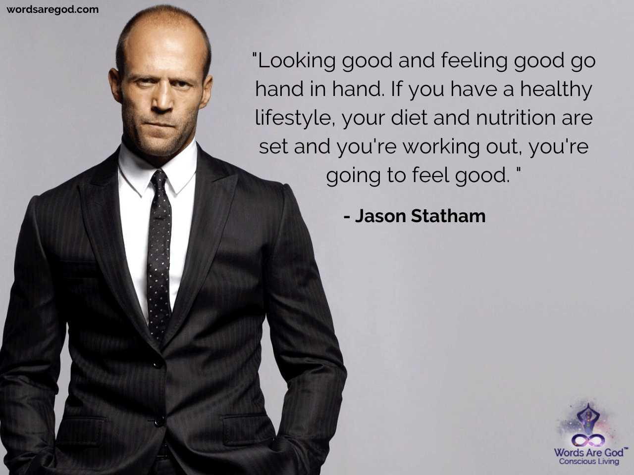 Jason Statham Best Quotes