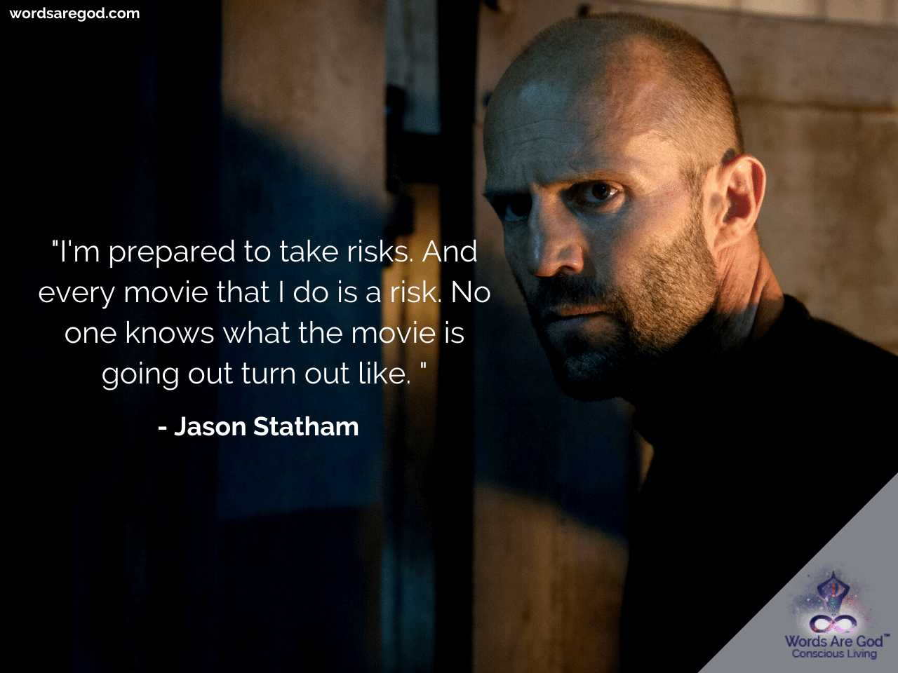Jason Statham Life Quotes