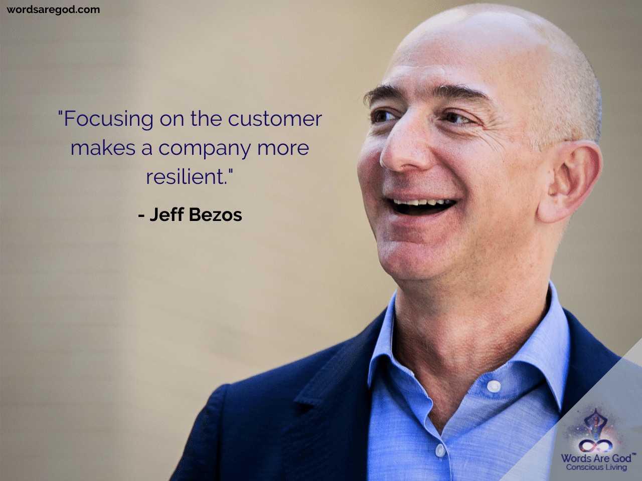 Jeff Bezos Life Quotes