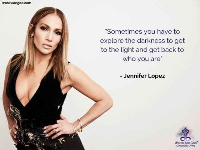 Jennifer Lopez Life Quote by Jennifer Lopez