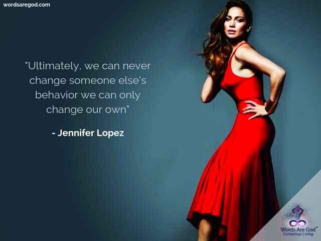 Jennifer Lopez Music Quote
