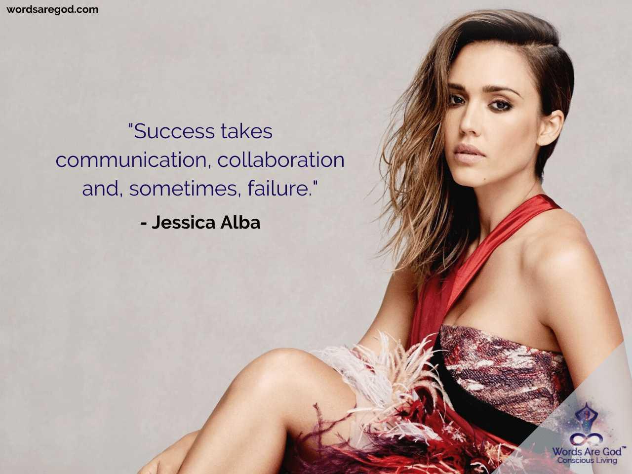 Jessica Alba Best Quotes by Jessica Alba