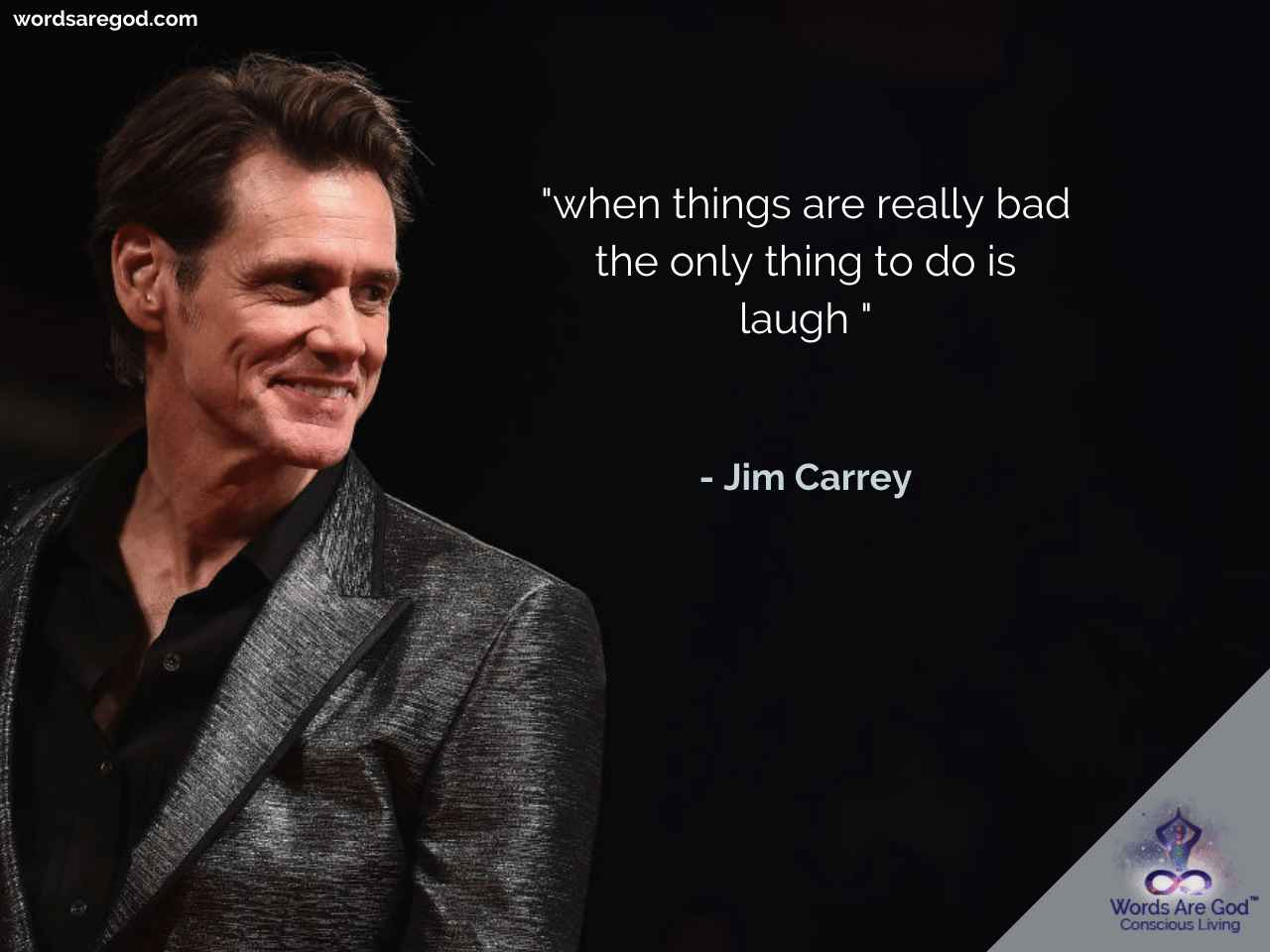 Jim Carrey Inspirational Quotes