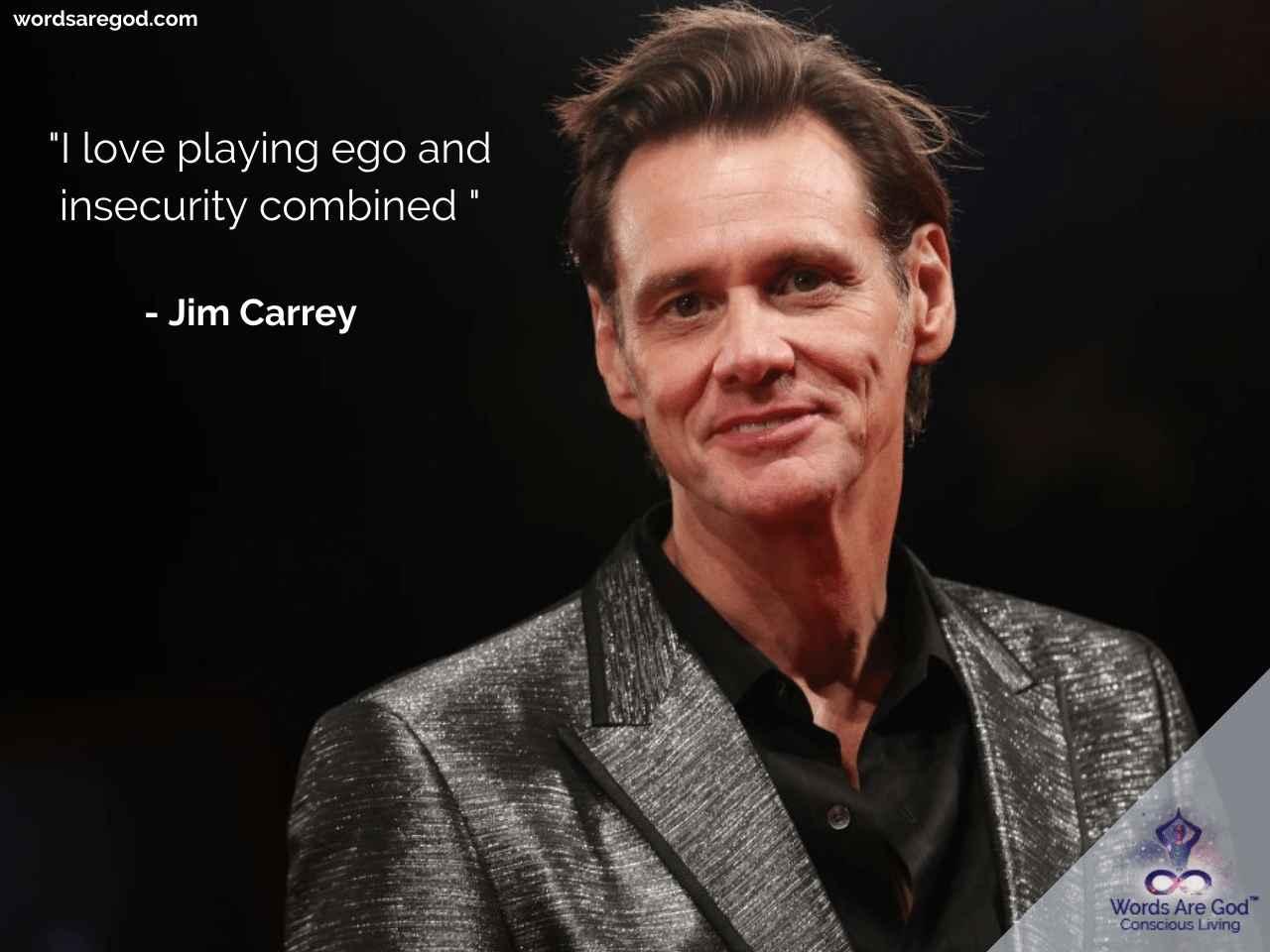 Jim Carrey Inspirational Quotes by Jim Carrey