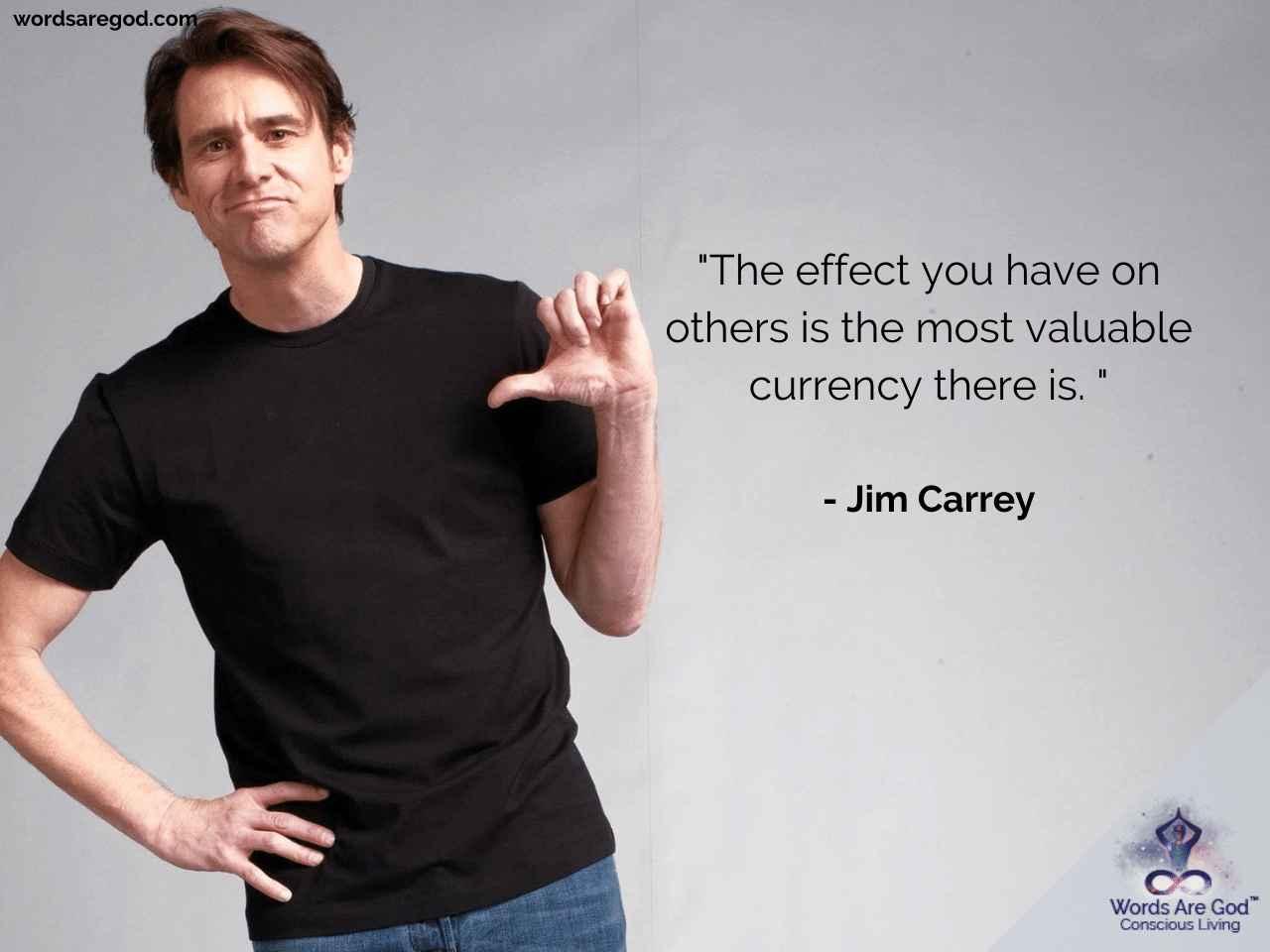 Jim Carrey Motivational Quotes