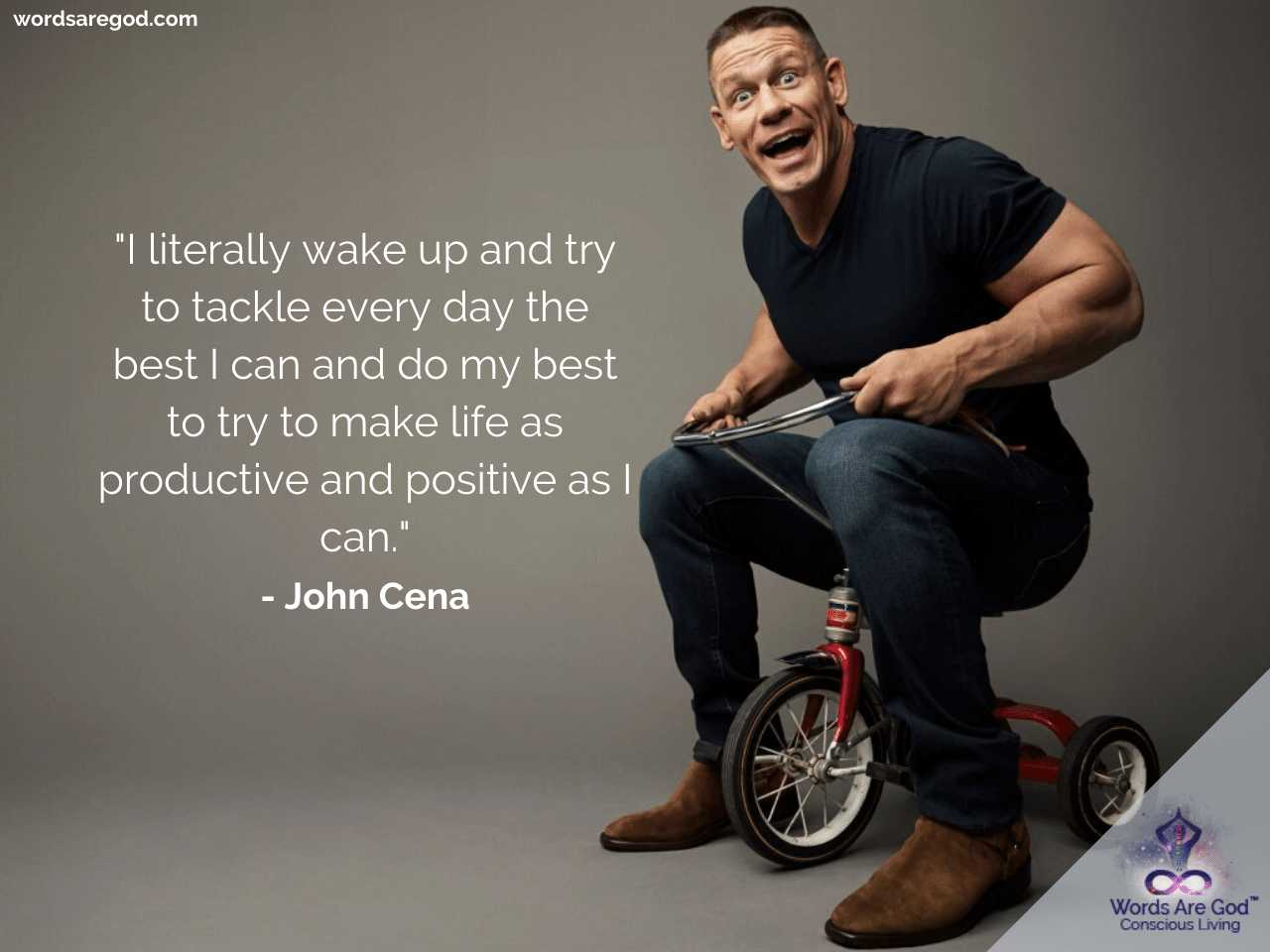 John Cena Quotes Life Quotes Sad Quotes Inspirational Love Quotes For Husband Motivational Quotes For Student