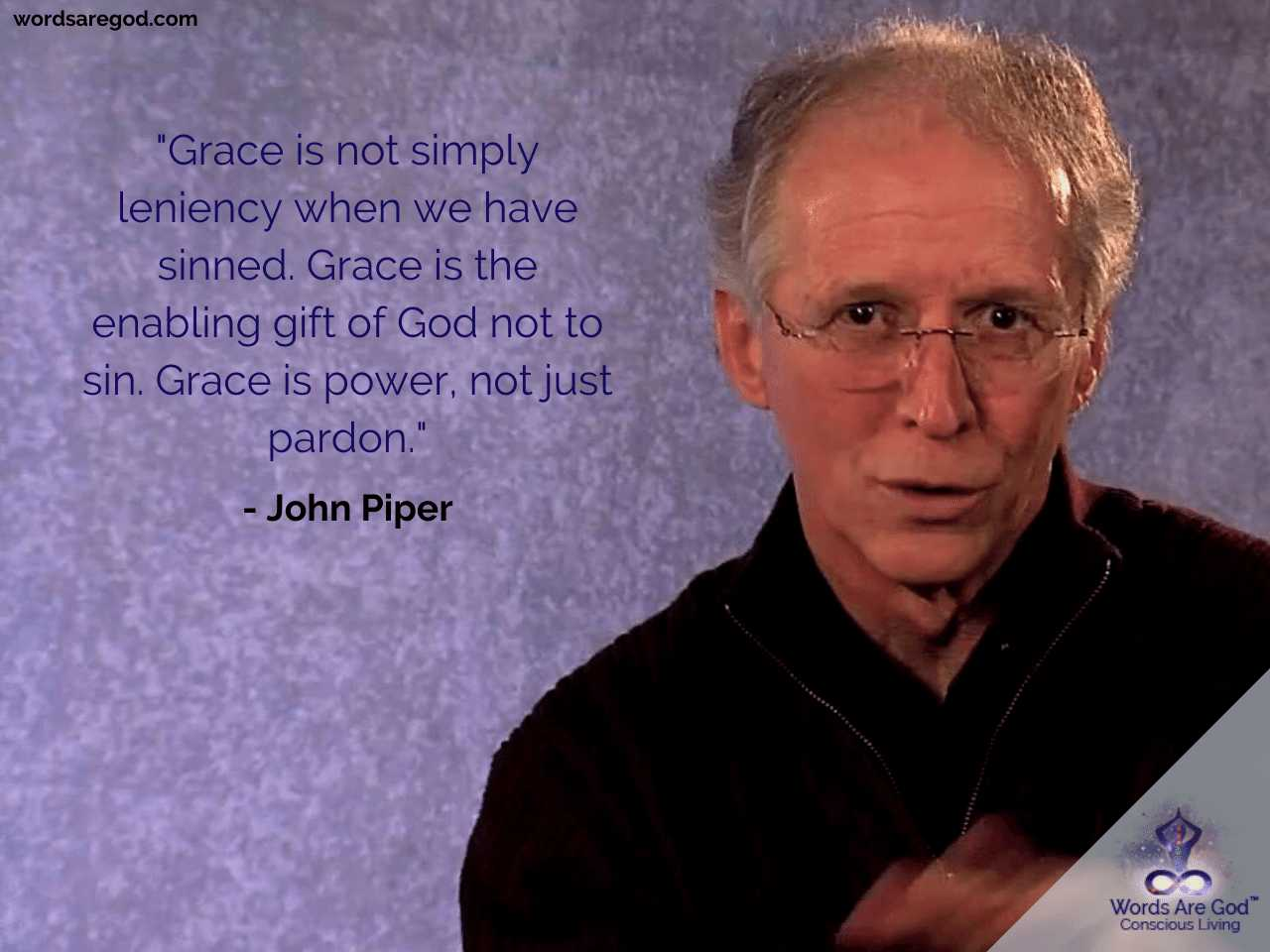 John Piper Inspirational Quotes