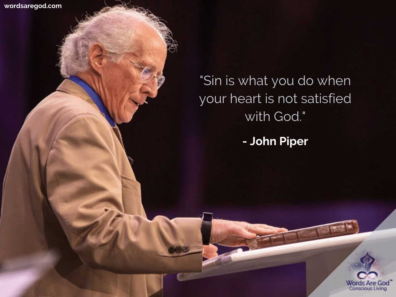 John Piper Motivational Quotes